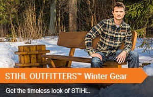 STIHL OUTFITTERS - Winter Gear